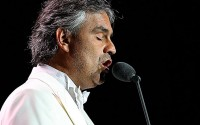 Andrea Bocelli and Stockholm Concert Orchestra
