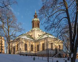 Julkonsert Kungsholms kyrka
