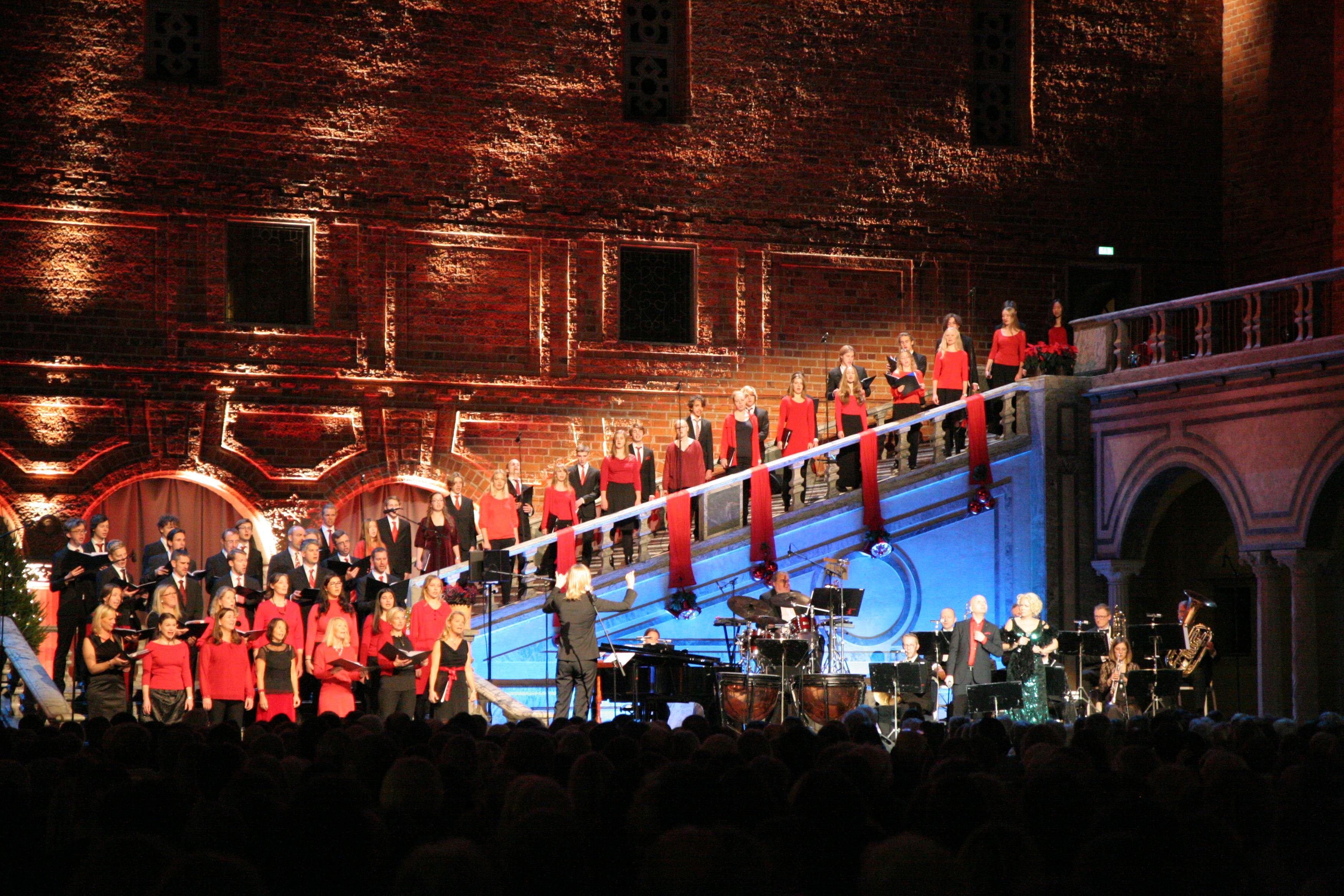 Adventskonserten i Blå hallen 27 november 2016