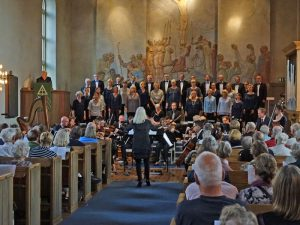 GF Handel Messias part 2 and 3 Eskilstuna