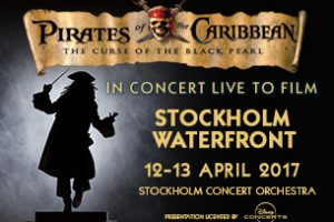 Disney Live in Concert, Pirates of the Caribbean