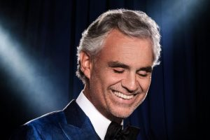 Andrea Bocelli and Stockholm Concert Orchestra Gothenburg