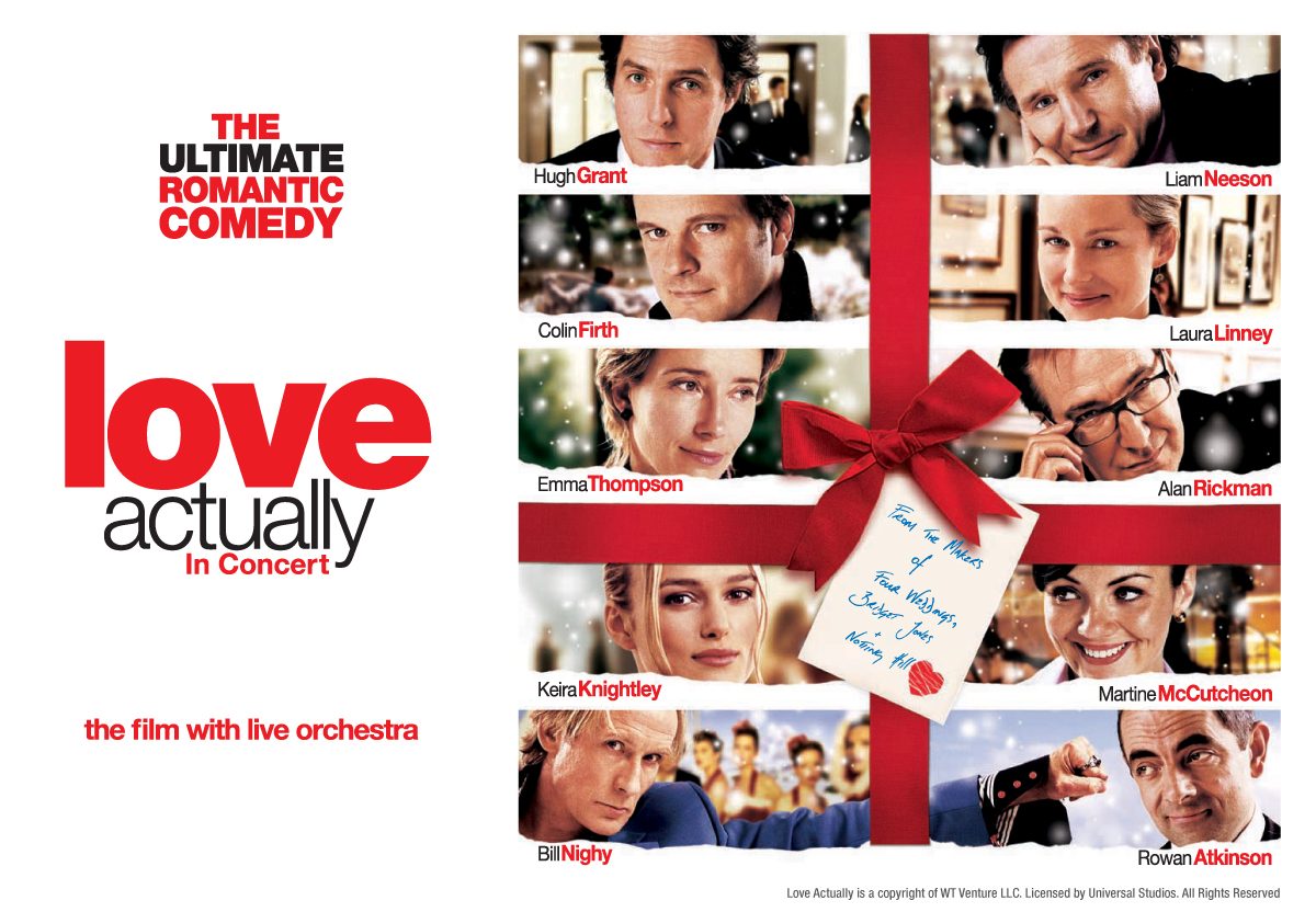 Love Actually Live in Concert